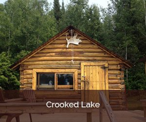 Remote Fishing Cabins for Rent  Fly in Outpost Fishing Cabins  Log